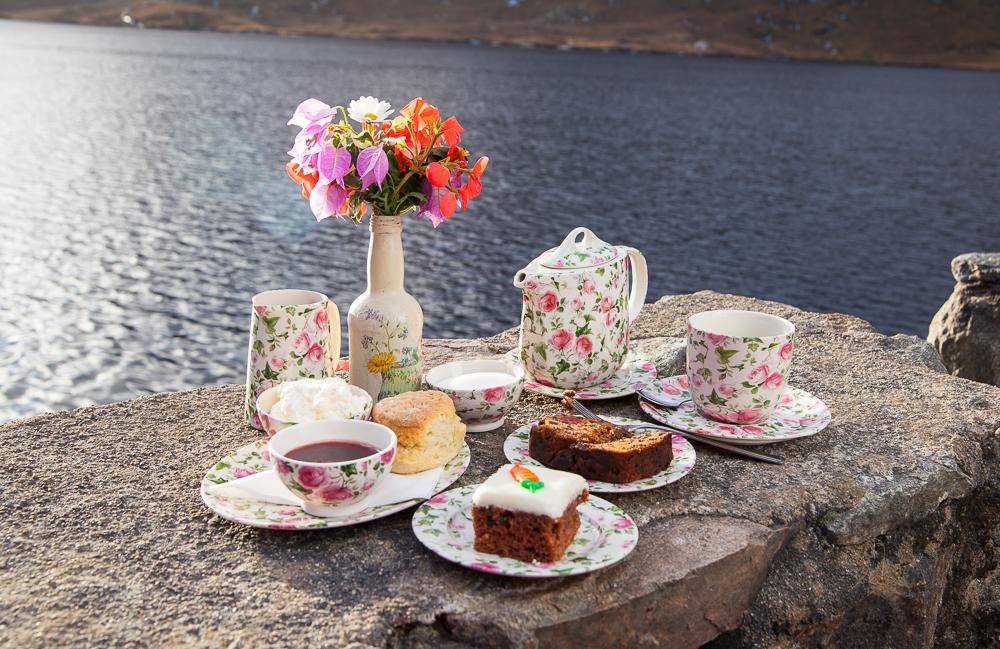 Glenveagh National Park Tea Rooms